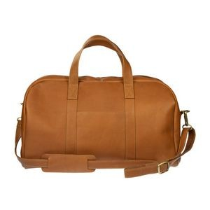 Camino - Small Weekender Leather Duffle Bag